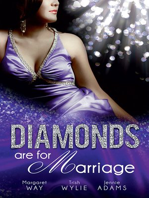 cover image of Diamonds Are For Marriage--3 Book Box Set
