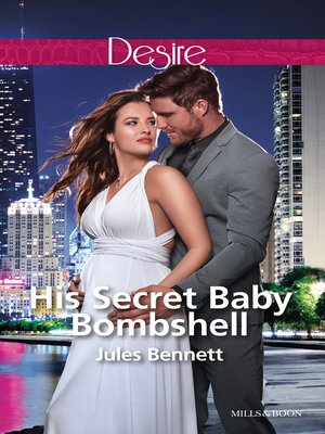 cover image of His Secret Baby Bombshell