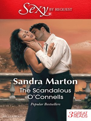 cover image of The Scandalous O'connells/Keir O'connell's Mistress/The Sicilian Surrender/Claiming His Love-Child