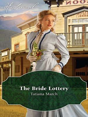 cover image of The Bride Lottery