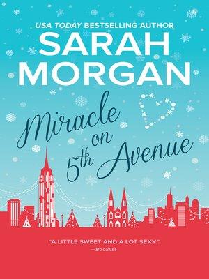 cover image of Miracle On 5th Avenue