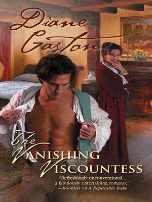 cover image of The Vanishing Viscountess