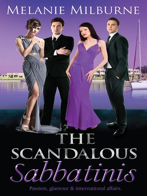 cover image of The Scandalous