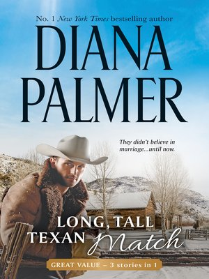 cover image of Long, Tall, Texan Match--3 Book Box Set