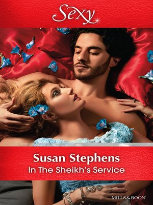 cover image of In the Sheikh's Service