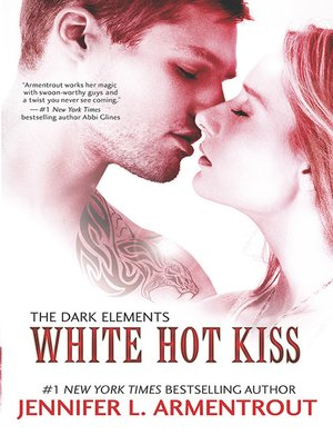 cover image of White Hot Kiss