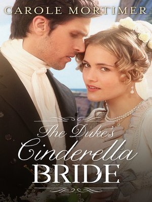 cover image of The Duke's Cinderella Bride