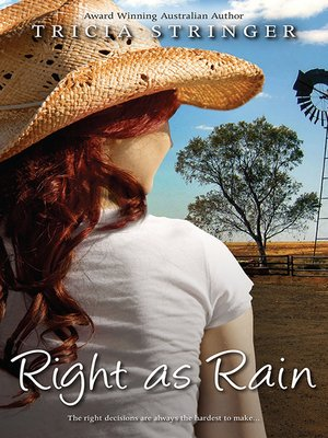 cover image of Right As Rain