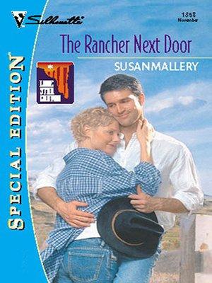 the rancher next door mindrup darlene