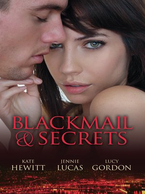 cover image of Blackmail & Secrets--3 Book Box Set