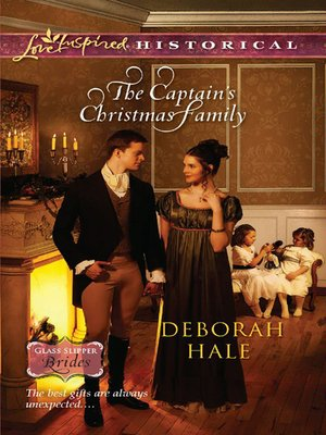 cover image of The Captain's Christmas Family