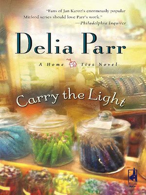 cover image of Carry the Light