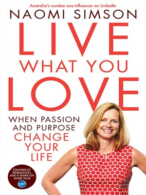 cover image of Live What You Love