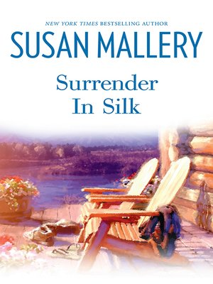cover image of Surrender In Silk