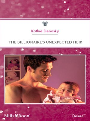 cover image of The Billionaire's Unexpected Heir