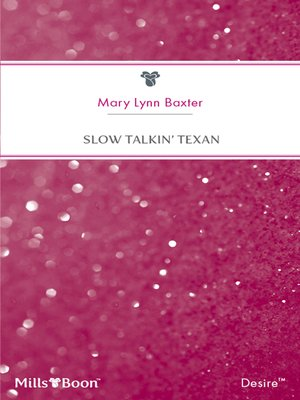 cover image of Slow Talkin' Texan