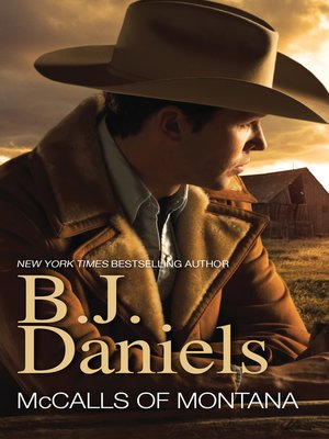 cover image of Mccalls of Montana--Box Set, Books 1-3