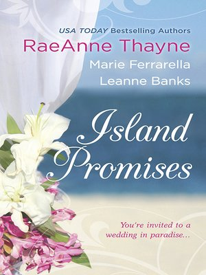 cover image of Island Promises/Hawaiian Holiday/Hawaiian Reunion/Hawaiian Retre
