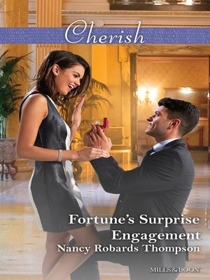 cover image of Fortune's Surprise Engagement