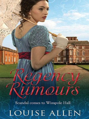cover image of Regency Rumours