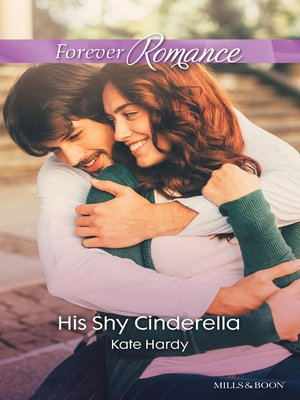 cover image of His Shy Cinderella