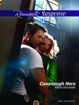 cover image of Cavanaugh Hero