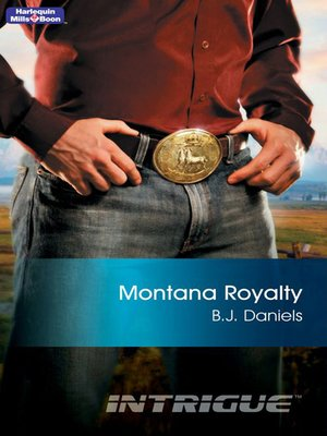 cover image of Montana Royalty