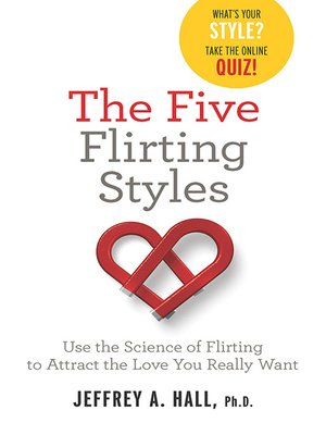 cover image of The Five Flirting Styles