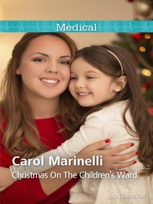 cover image of Christmas On the Children's Ward