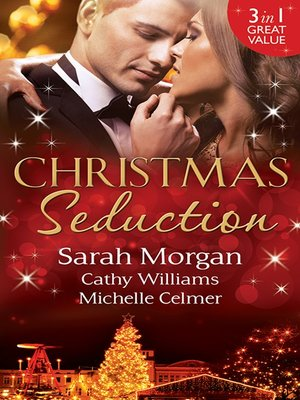 cover image of Christmas Seduction--3 Book Box Set