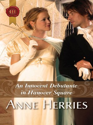 cover image of An Innocent Debutante In Hanover Square