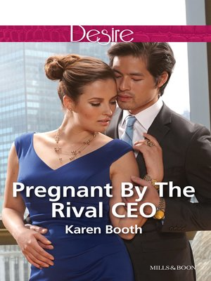 cover image of Pregnant by the Rival Ceo