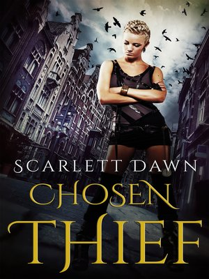 cover image of Chosen Thief