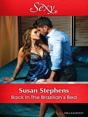 cover image of Back In the Brazilian's Bed