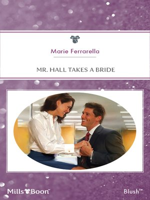 cover image of Mr. Hall Takes a Bride