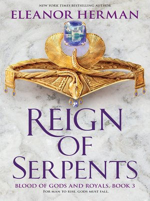 cover image of Reign of Serpents