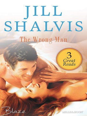 cover image of The Wrong Man--3 Book Box Set