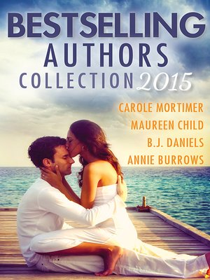 cover image of Bestselling Authors Collection 2015--4 Book Box Set