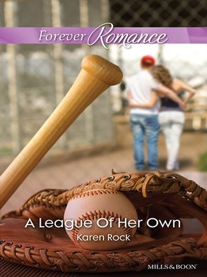 cover image of A League of Her Own