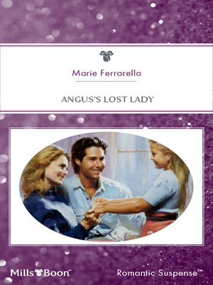 cover image of Angus's Lost Lady