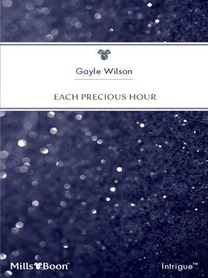 cover image of Each Precious Hour