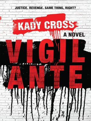 cover image of Vigilante