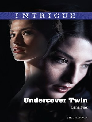 cover image of Undercover Twin