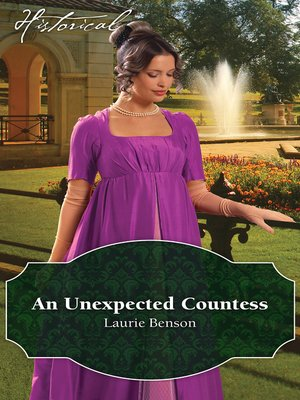 cover image of An Unexpected Countess