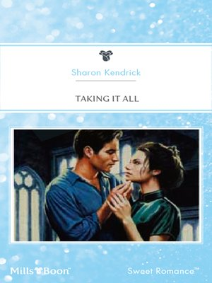 cover image of Taking It All