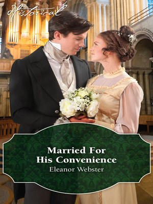 cover image of Married For His Convenience