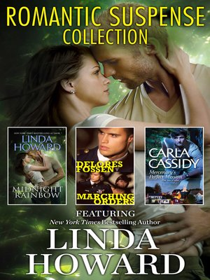 cover image of Romantic Suspense Collection--3 Book Box Set