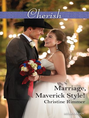 cover image of Marriage, Maverick Style!
