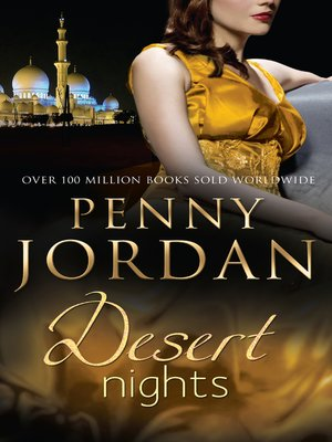 cover image of Desert Nights--3 Book Box Set