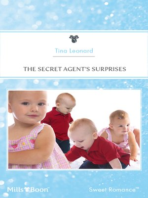 cover image of The Secret Agent's Surprises